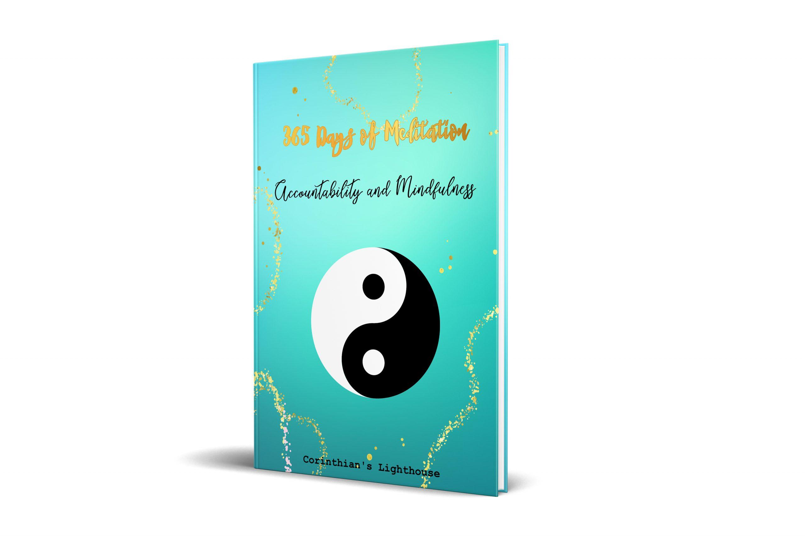 365 Days of Meditation Journal Personalized Copy